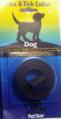 Dog Collar, DOG FLEA Collar, Dog Flea And Tick, Free 1st Class Post