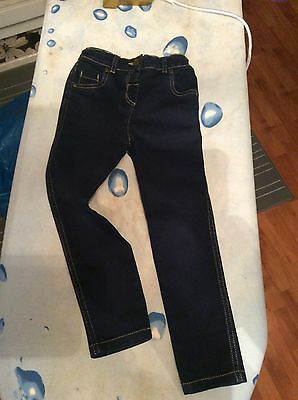 Girls Jeans 4 - 5 Years