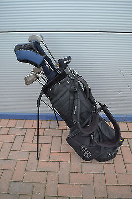 Ogio Tracer Golf Bag, Callaway Clubs & Other Clubs