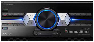 Sony Hcd-Shake33 2200W Bluetooth Wireless High Power Stereo Music System Nfc