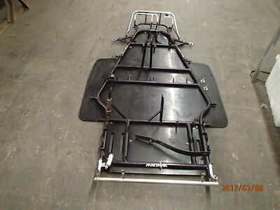 Race go kart ANDERSON SUPERKART 29mm CHASSIS NICE CONDITION NORMAL WEAR & TEAR