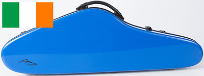Fiberglass violin case SlimFlight 4/4 M-case Blue