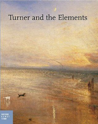 Turner and the Elements by Westheider  Ortrud Hardback New  Book