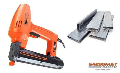 Tacwise Master Nailer 191El Electric Nailer/stapler With Staples