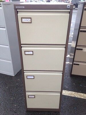 4drawer Filing Cabinet(used Office Furniture,bradford)