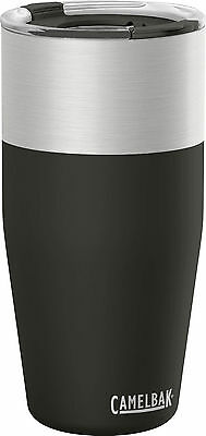 Camelbak KICKBAK 20 oz OBSIDIAN Black Vacuum Insulated Travel Mug / Tumbler