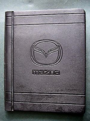 MAZDA WALLET for OWNERS SERVICE MANUAL HANDBOOK - MX-5/ MX-6