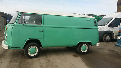 vw type2 bay panel van not splitty project 12 months mot