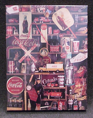 Coke is it! 500 Piece Puzzle by Springbok Produced for The Coca-Cola Company New