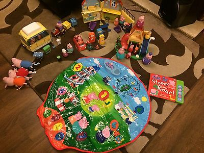 Massive Peppa Pig Bundle Of Toys