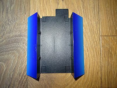 Official Sony Playstation PS2 Vertical Stand Blue/Black SCPH-10040