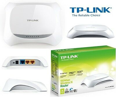 TP-Link 150Mbps Wireless N Cable Router (TL-WR720N)