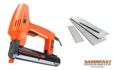 Tacwise Master Nailer 191El Electric Nailer/stapler With Brads