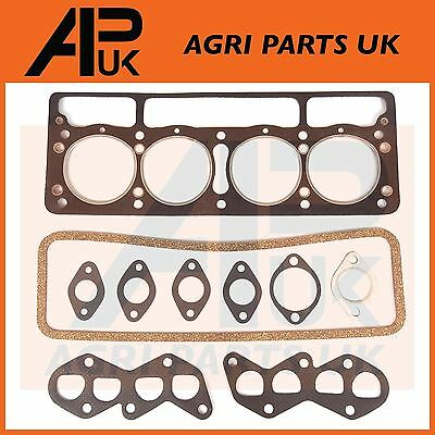 Massey Ferguson TE20 TEA20 TED20 TEH20 Tractor Top Head Gasket Set 85mm Bore