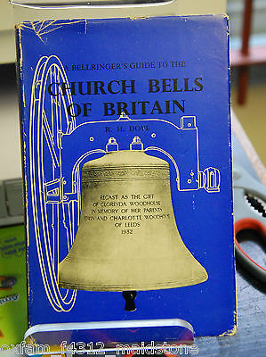 A Bellringer's Guide to the Church Bells of Britain, Rare Signed Edition (1968)
