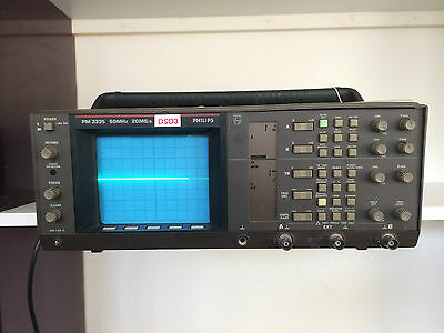 Philips PM3335 2 Channel Analogue Oscilloscope