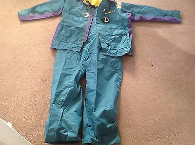 Men's. Henry Lloyd Advance Jacket And Bib And Braces Trousers - Size Large