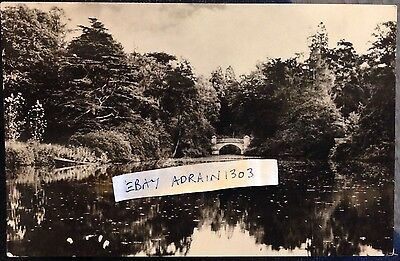 WESTON PARK TEMPLE POOL RPPC Derby English Life Publications 8661A Unposted