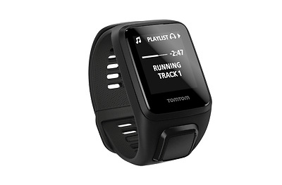 TomTom Spark 3 GPS Fitness Watch - Black + Music Black Small Cost 129