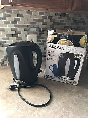 Aroma Electric Water Kettle