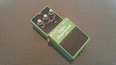 Johnson effetto pedale  Tube Over Drive TOD9 guitar effect pedal