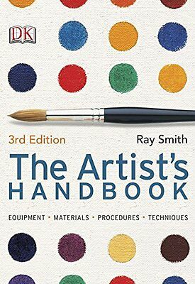 Artist's Handbook by Smith  Ray Paperback New  Book