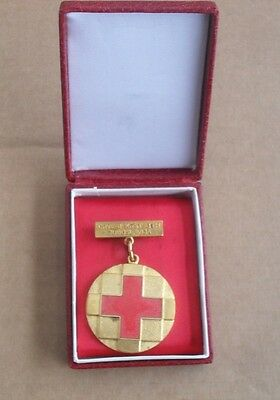 Bosnia,, Jugoslavia ,gold Medal Red Cross ,,only For Collectors