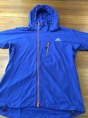 Mountain Equipment Squall Softshell, Men's LARGE