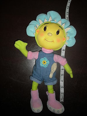Fifi & Flowertots,Fifi talking,soft toy,15in, Come and play I have my trowel?