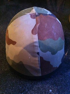 French F1 Combat Helmet And Cover
