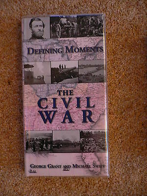 Defining Moments, The Civil War 1st edition by G. Grant & M. Swift 2005
