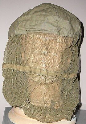 Rhodesian Army Issue Mosquito Face Veil