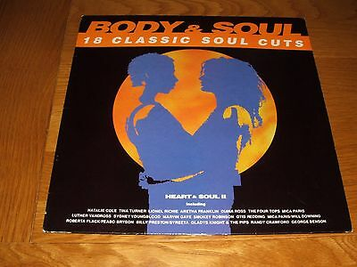 Body and Soul Heart and Soul 2- Various Artists - (1990) - Vinyl - LP - Album