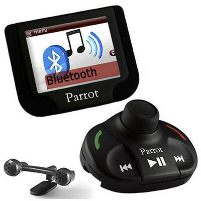 Parrot MKi9200 Bluetooth Handsfree Car Kit iPhone iPod - Sealed Warranty
