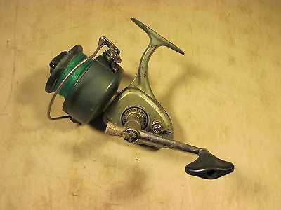 Large Vintage Heddon Spinning Reel Daisy Fishing USA