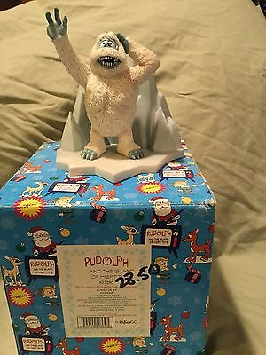 Enesco, Rudolph And The Island Of Misfit Toys, Bumble On Ice
