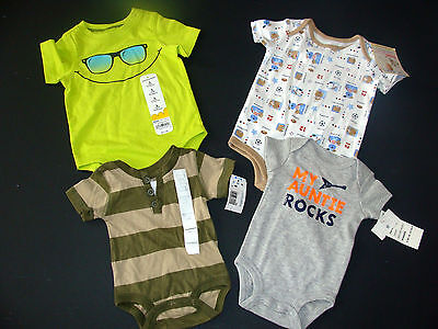 WHOLESALE NEW BABY BOY Size Newborn 0-3 3-6-9 Months Spring Summer Clothes LOT