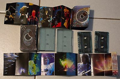 Lot-K7 Audio-Pink Floyd-Pulse Live-The Wall-Double Album