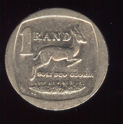 South Africa 1 Rand 2004 (1512)