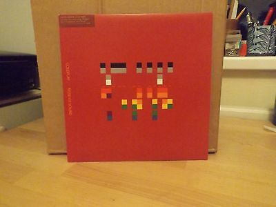 """Coldplay  – Speed Of Sound. Parlophone 10"""" Clear Vinyl. Limited Edition. EX/EX!"""