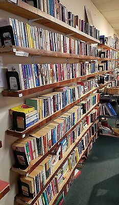W@w!!  No Reserve Auction On 800+++ Books! All Fiction - Hardcover And Paperback