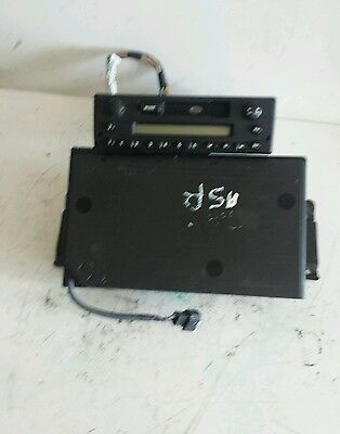Land rover freelander 6 CD changer with radio player .