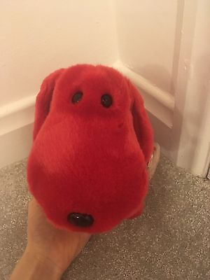 Beanie Baby TY Rover Red Dog Soft Toy
