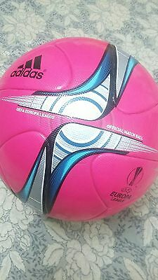 Authentic Adidas Uefa Europa League Fifa Approved Official Match Ball Size 5