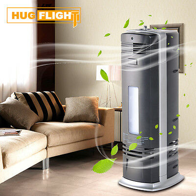 6in1 Ozone Carbon Ionic Air Purifier Ioniser Revitaliser Freshener Cleaner CE