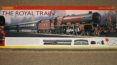 Hornby R1057 The Royal Train Set Brand new, mint and unused