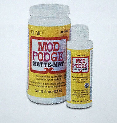 MOD Podge Kleber matt 473 ml Serviettenkleber