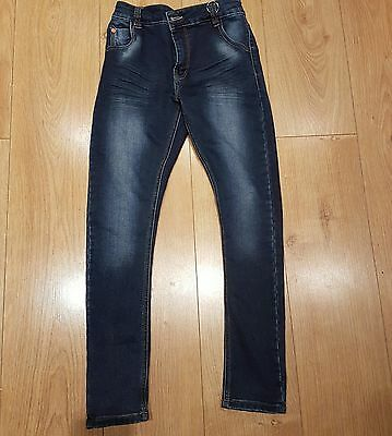 Boys NEXT skinny jeans perfect condition age 11