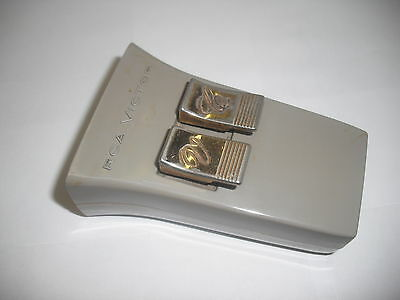 Vintage RCA Victor Clicker Clinker TV Remote Control Volume & Channel Antique