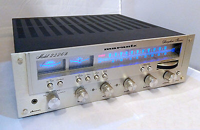 Marantz Receiver 2226B - Nice Condition - Works Great!